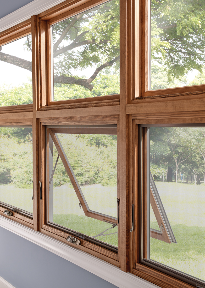 Milgard Wood Windows Essence Big Bear