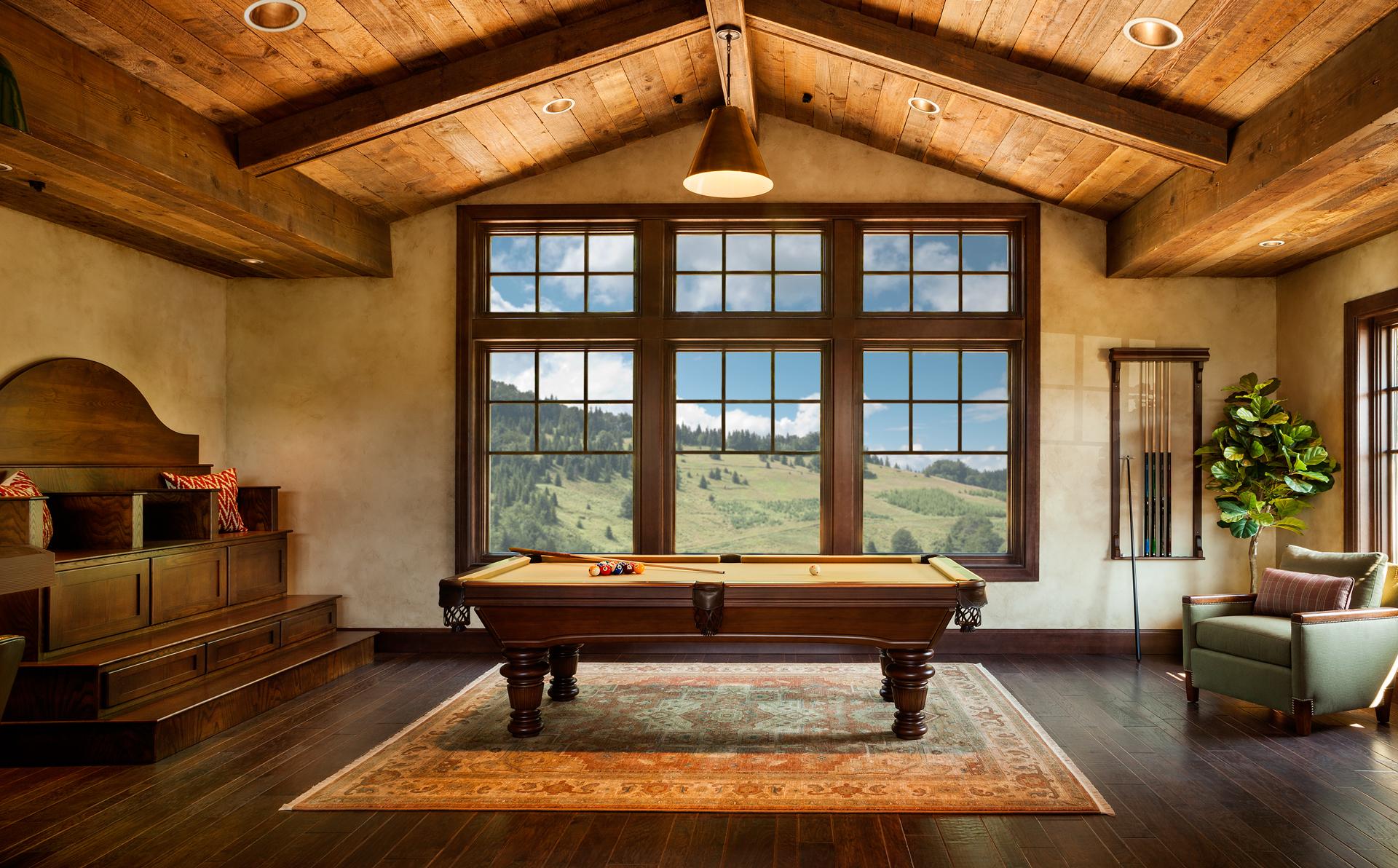 Milgard Wood Windows Essence Big Bear