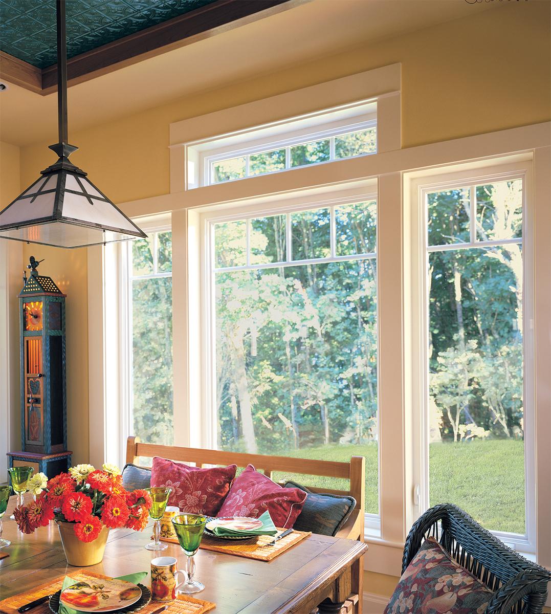 Milgard Ultra Fiberglass windows Big Bear