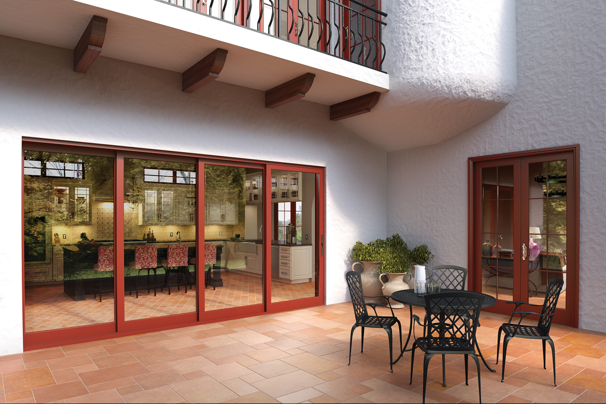 Stacking Sliding Glass Patio Pocket Doors