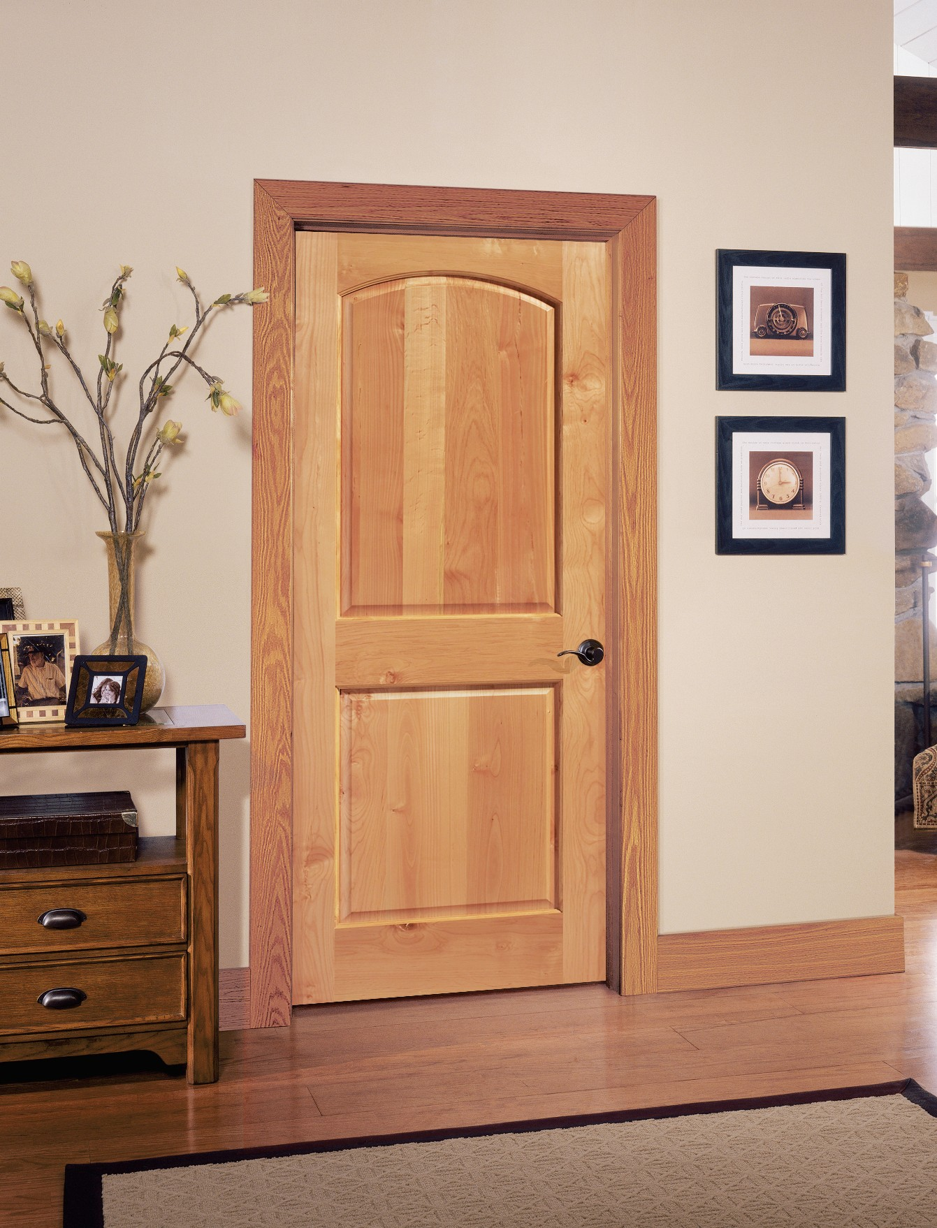 Stainable Wood Interior Doors