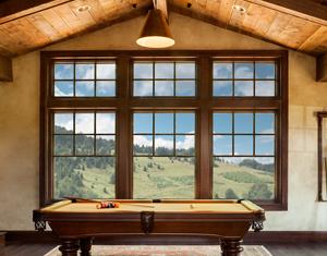 Wood Windows Big Bear